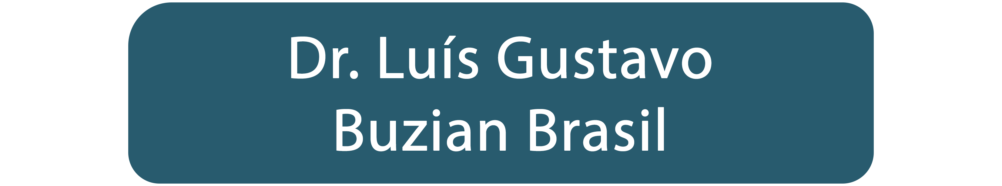 Dr Luiz Gustavo